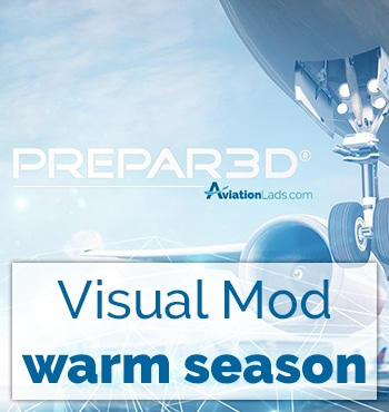 Visual Mod - Warm Season