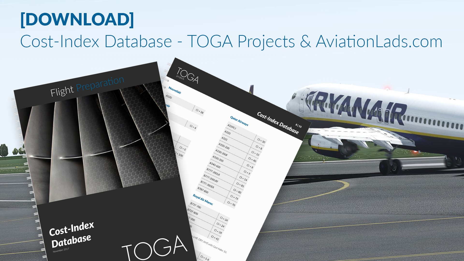 [DOWNLOAD] Cost-Index Database | TOGA Projects
