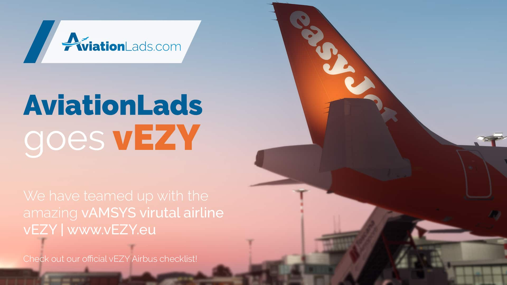[Partner] vEZY | vAMSYS Virtual Airline