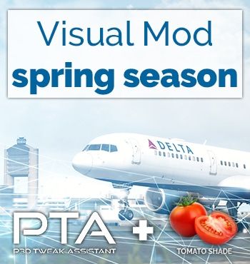 Visual Mod - Spring Season