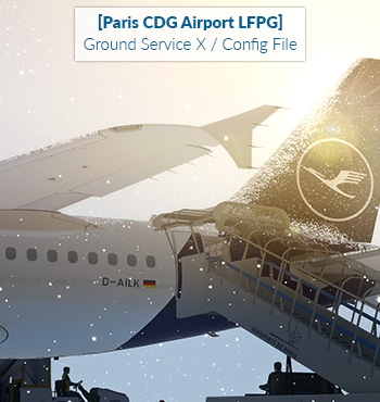 Paris CDG Airport