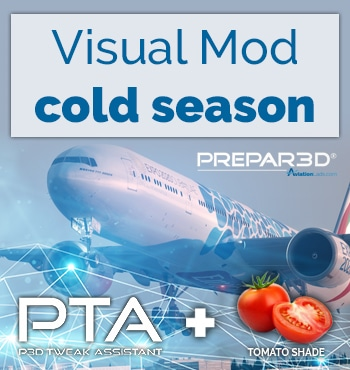 Download Prepar3D v4 | Pictures, movies, settings & presets