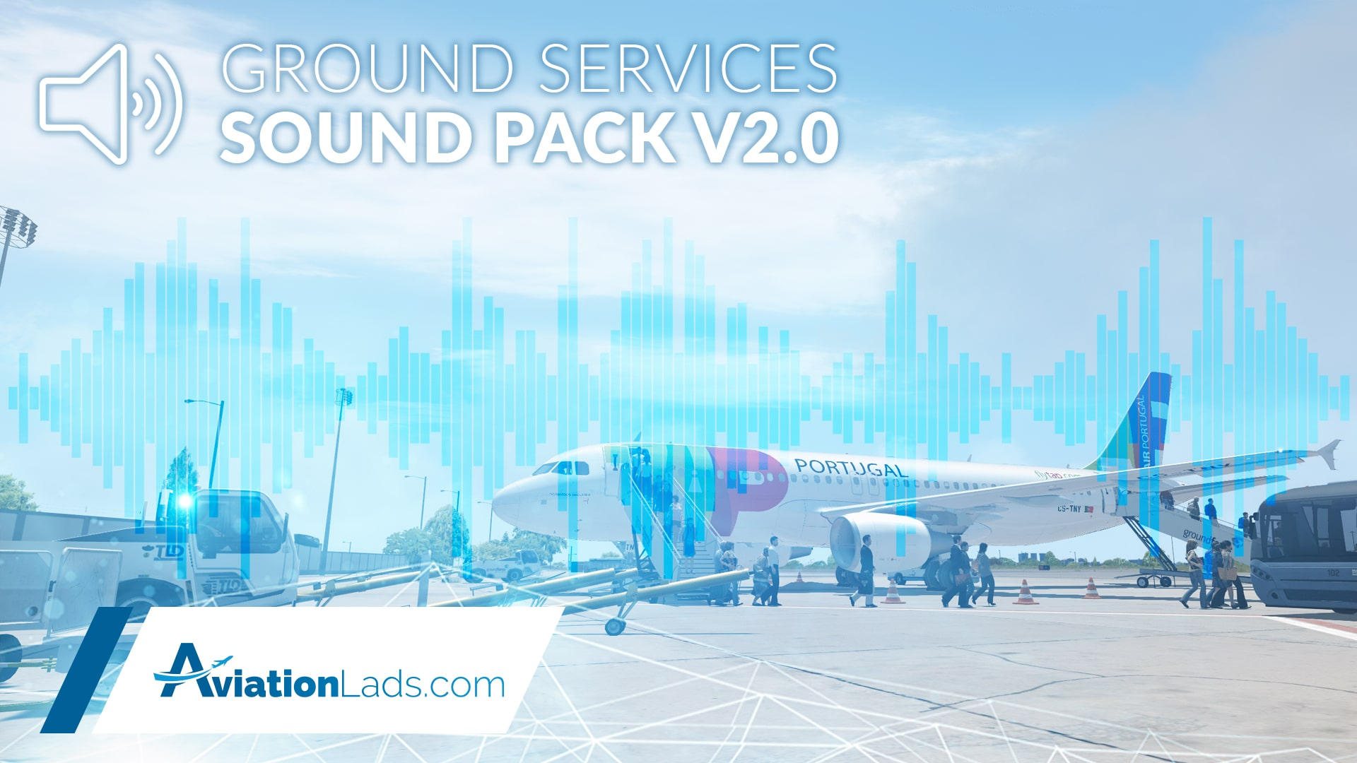 Ground Services Sound Pack V2