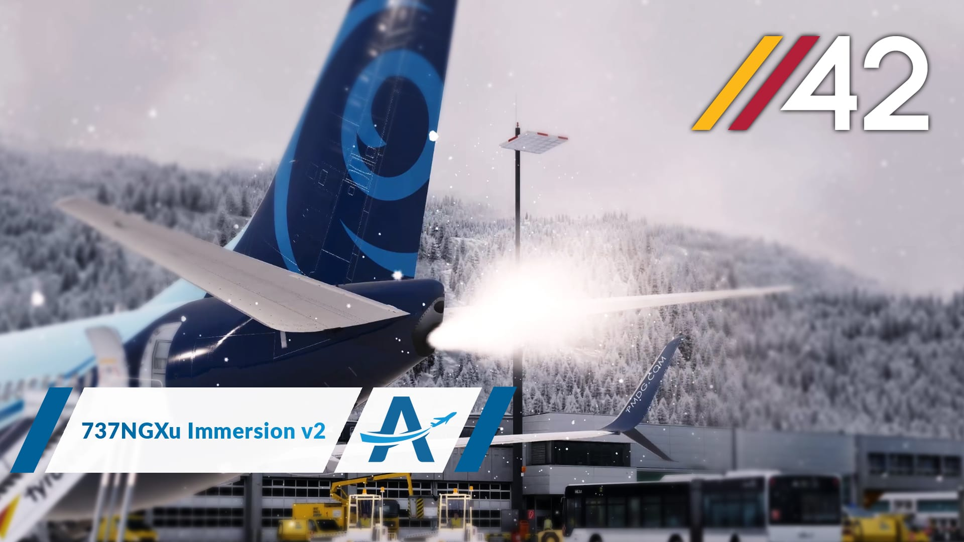 [TRAILER] Parallel 42 – 737 Immersion v2