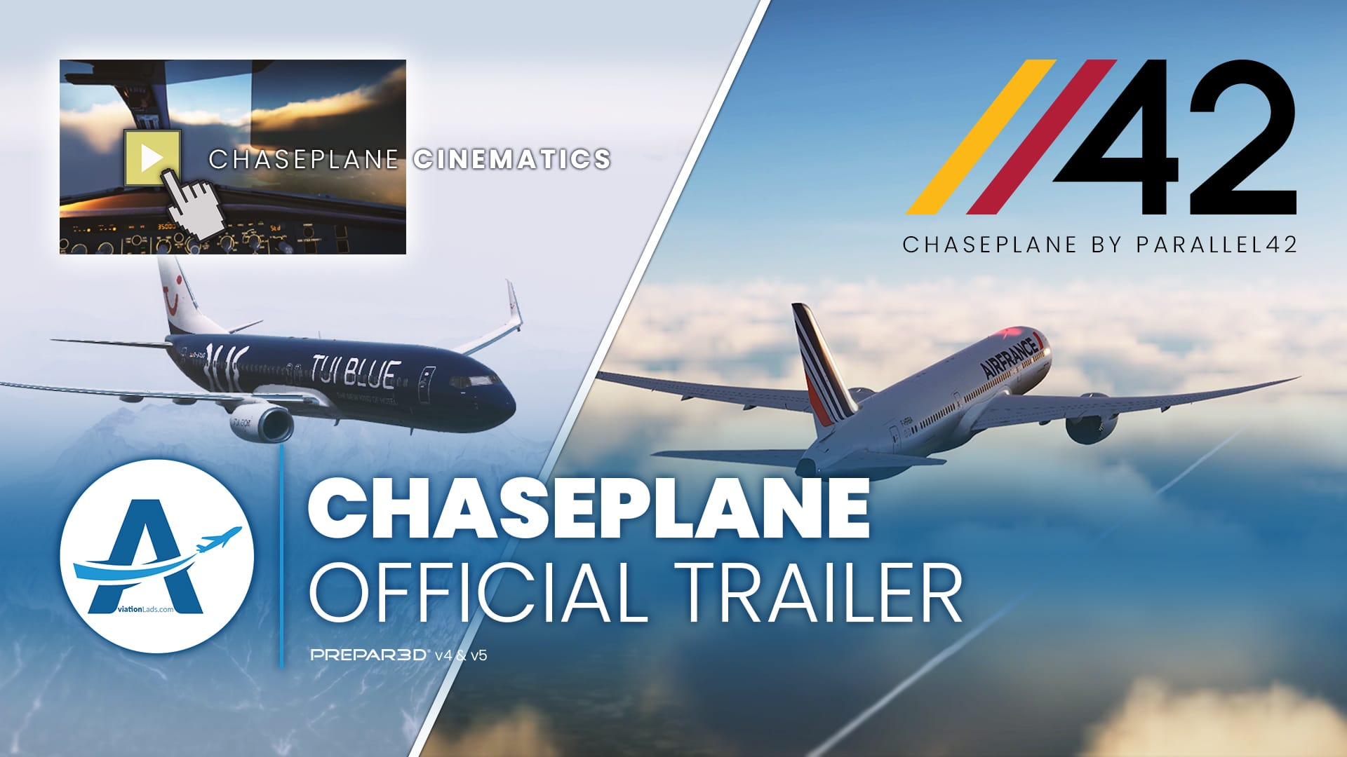 [TRAILER] Parallel 42 – ChasePlane Cinematics