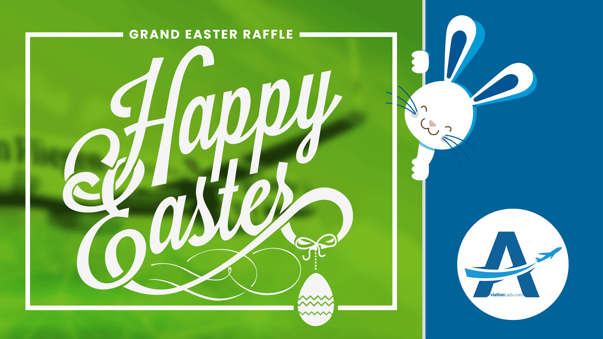 [CONTEST] GRAND EASTER RAFFLE 2020