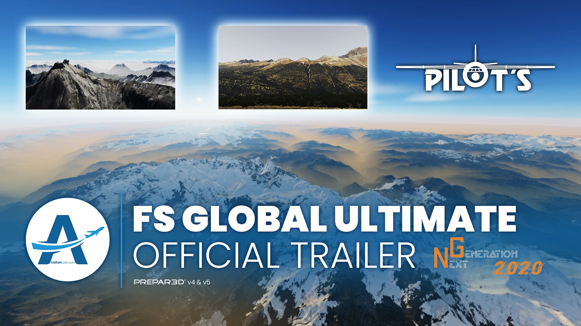 [TRAILER] PILOT'S – FS Global Ultimate