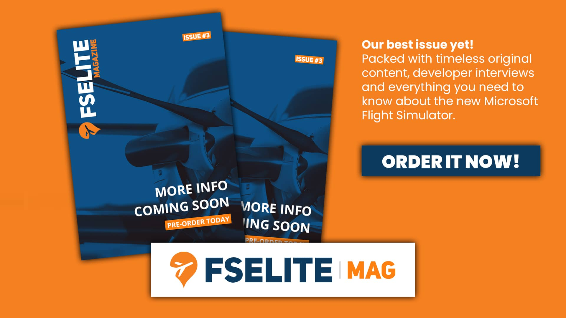FSELITE MAGAZIN ISSUE#3