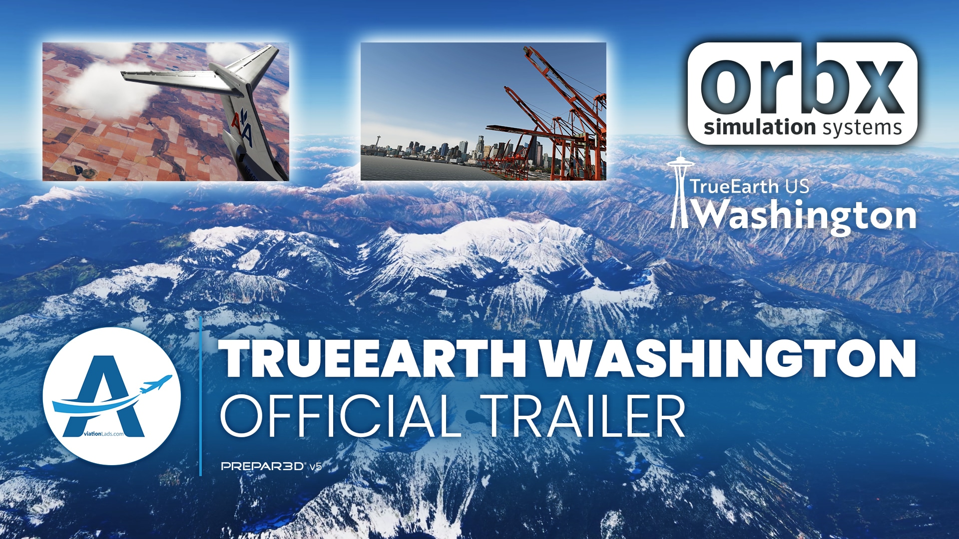 [TRAILER] ORBX – TrueEarth Washington
