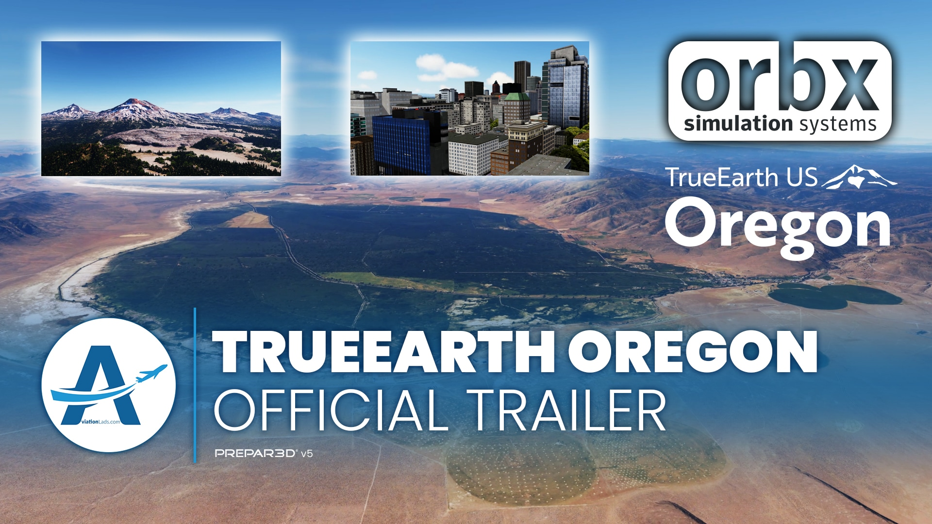 [TRAILER] ORBX – TrueEarth Oregon