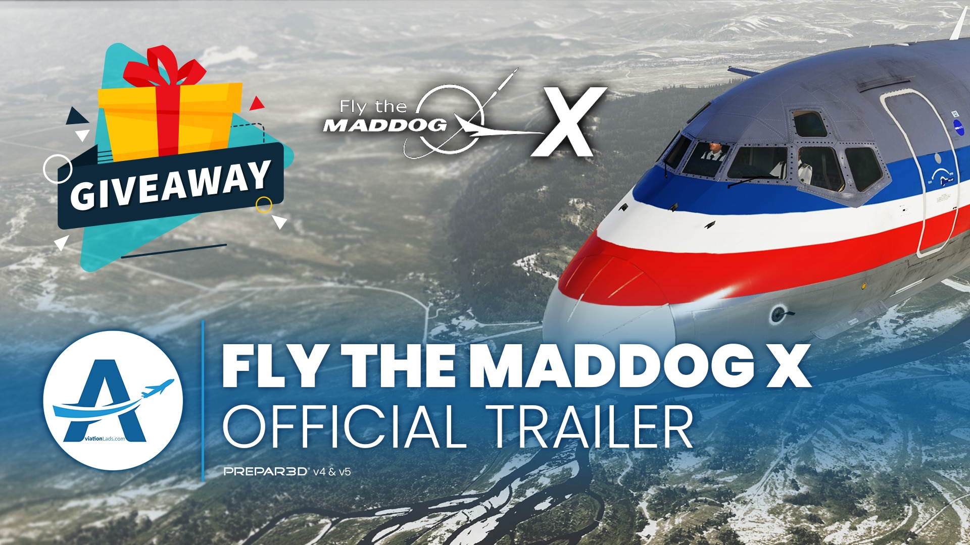 [TRAILER] FLY THE MADDOG X – LSH
