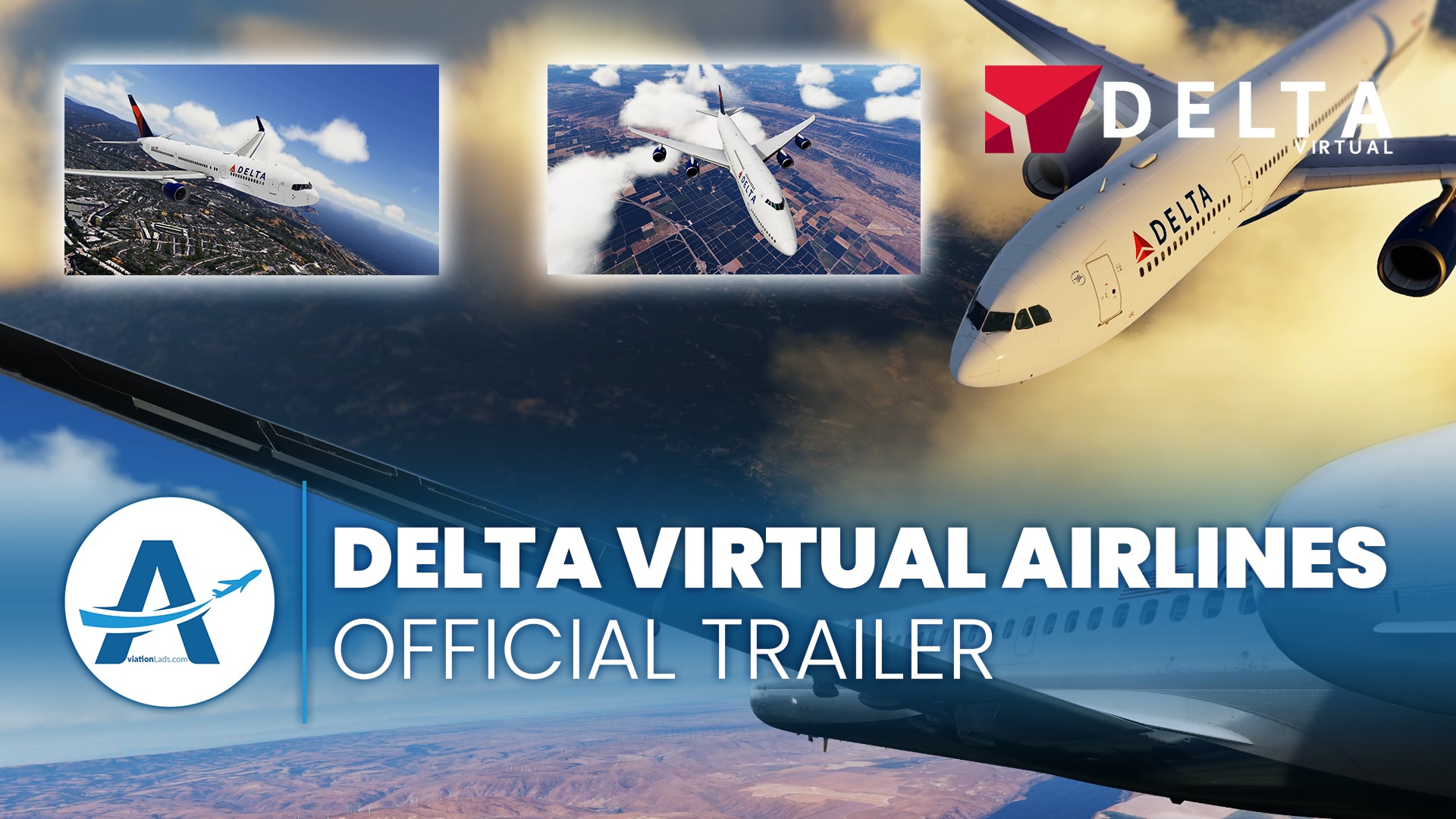 [TRAILER] Delta Virtual Airlines