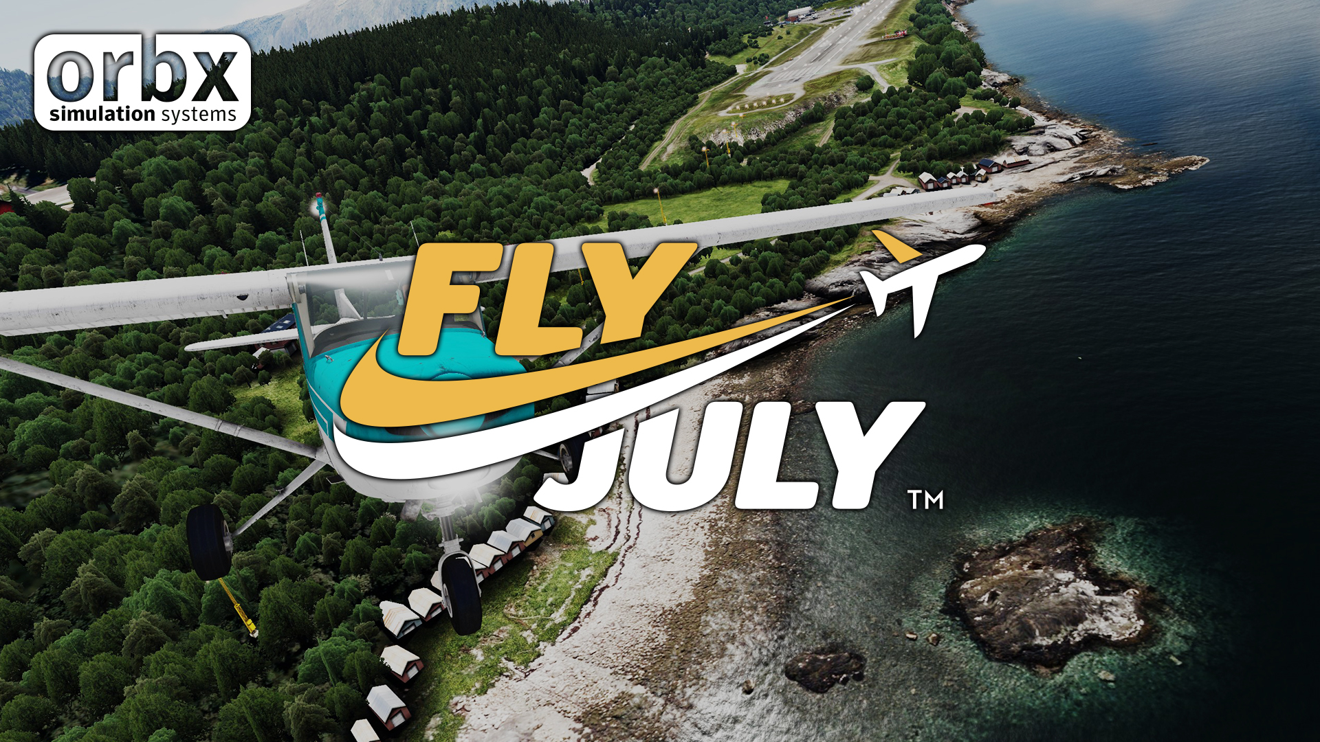 #FlyJuly - Celebrating all things flight sim!