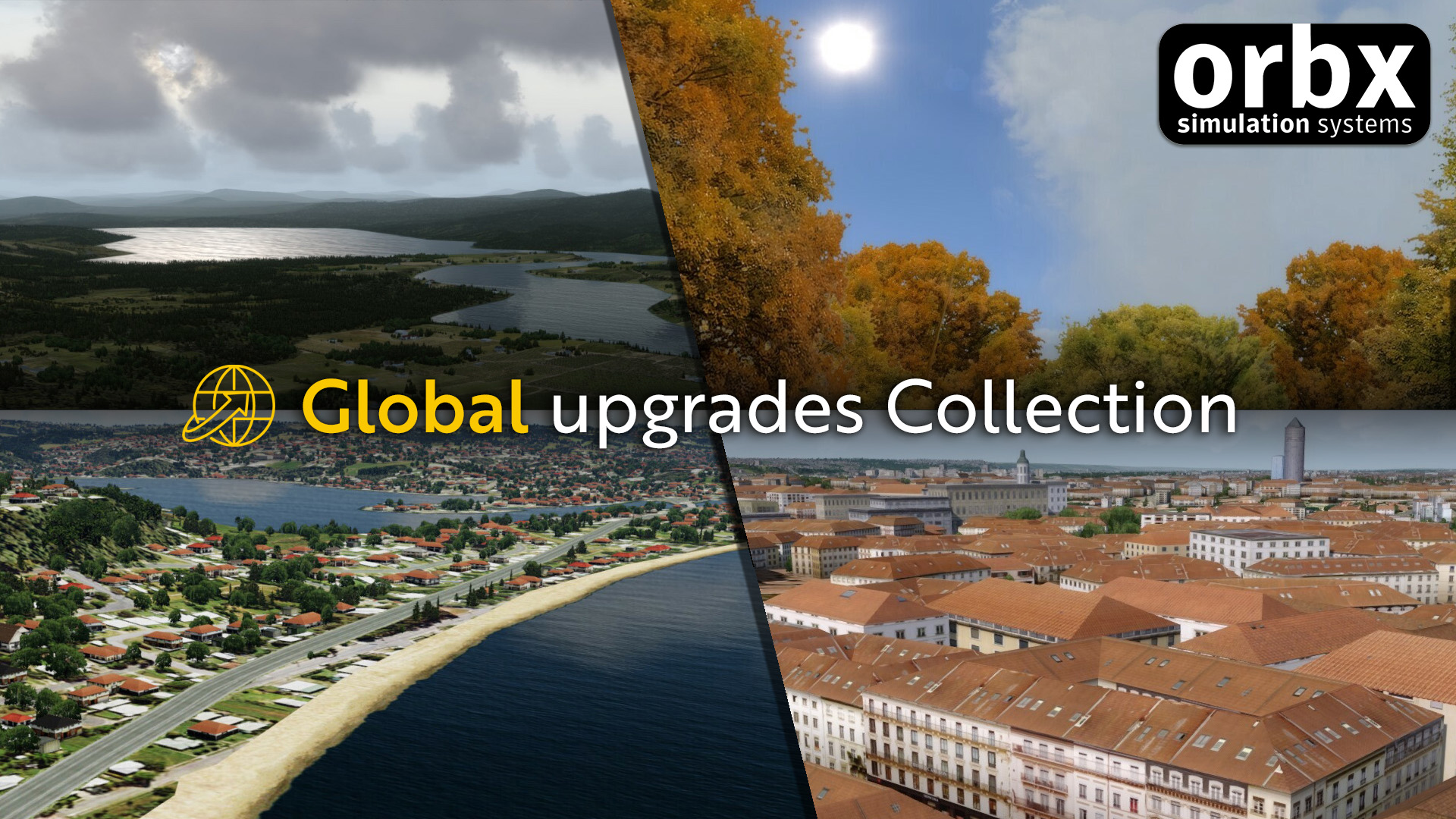 #1 Prize - Global Upgrades Collection Bundle