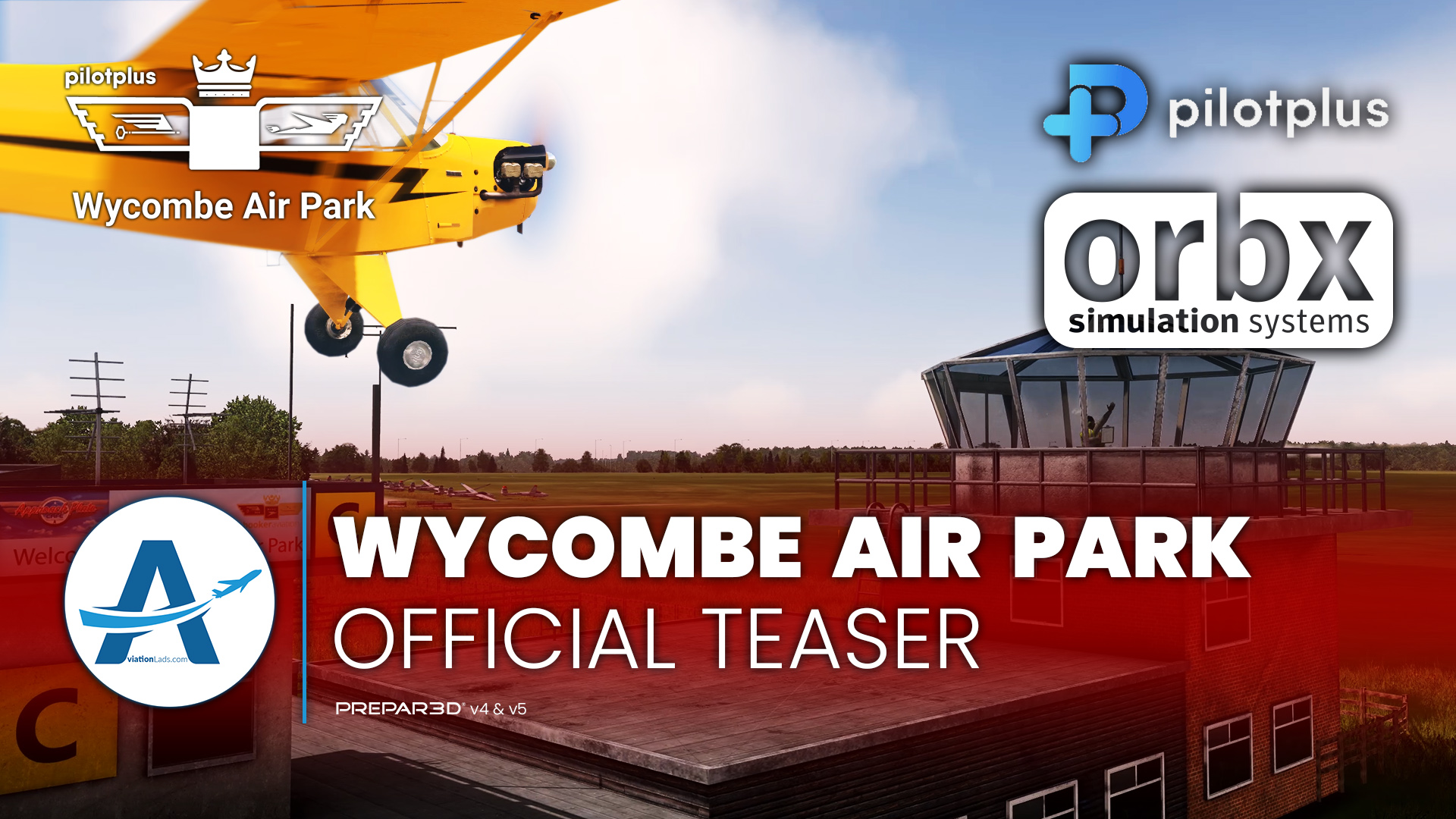 [TEASER] Pilot Plus – Wycombe AirPark