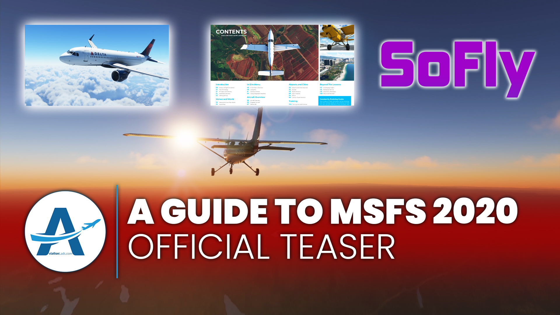 [TEASER] SoFly – A Guide To #FS2020!