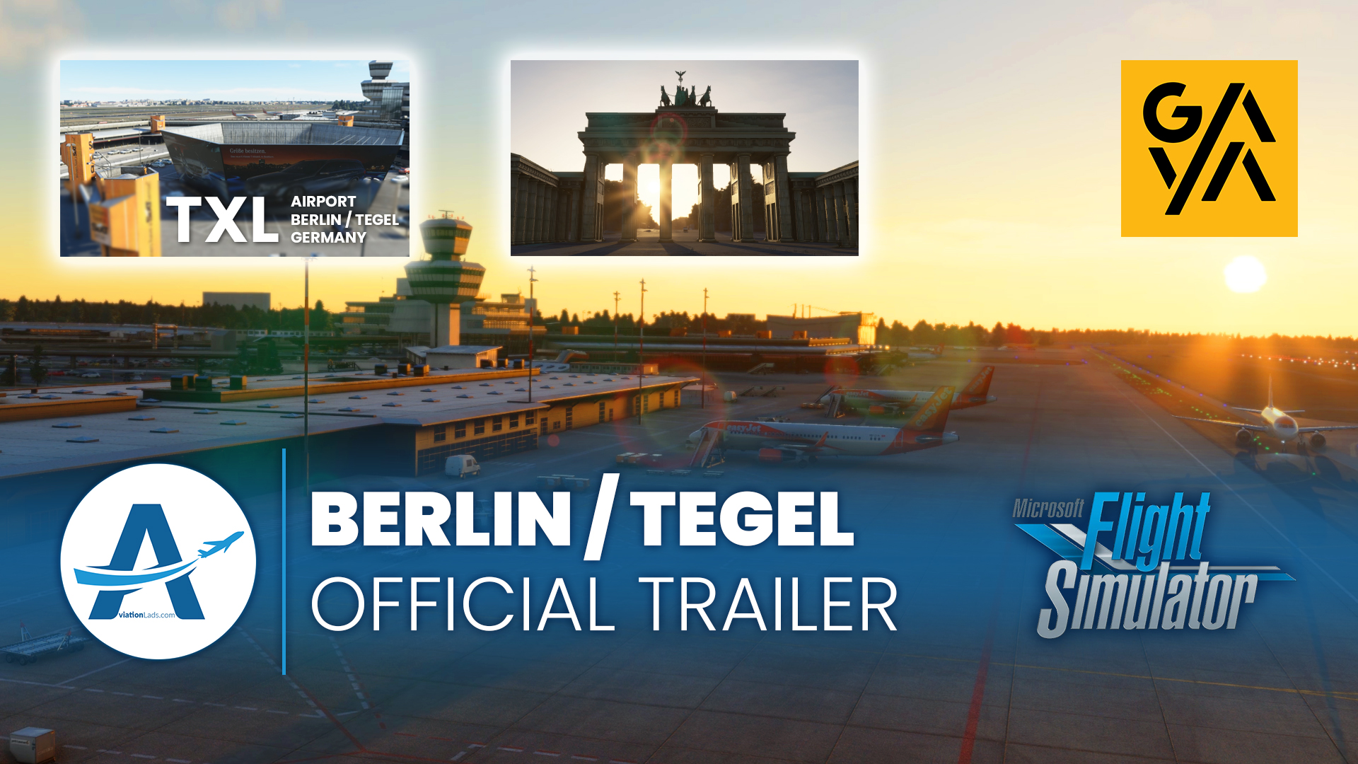[TRAILER] Gaya – Berlin/Tegel | FS2020