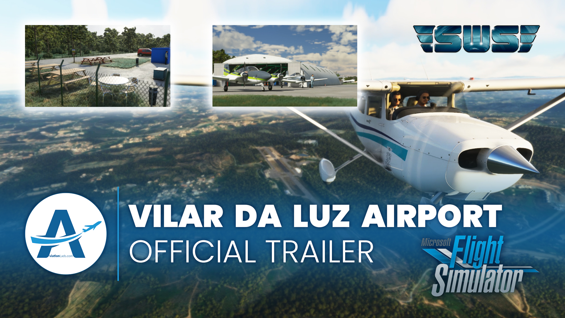 [TRAILER] SWS – Maia Airport