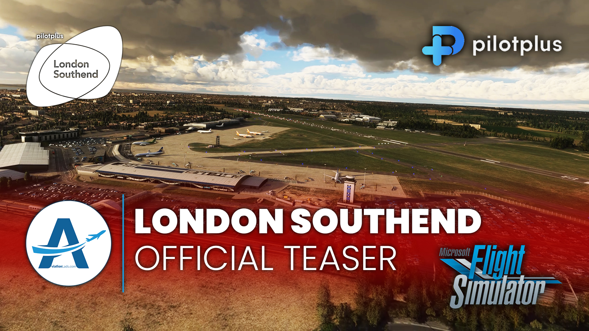 [TEASER] PilotPlus – London Southend