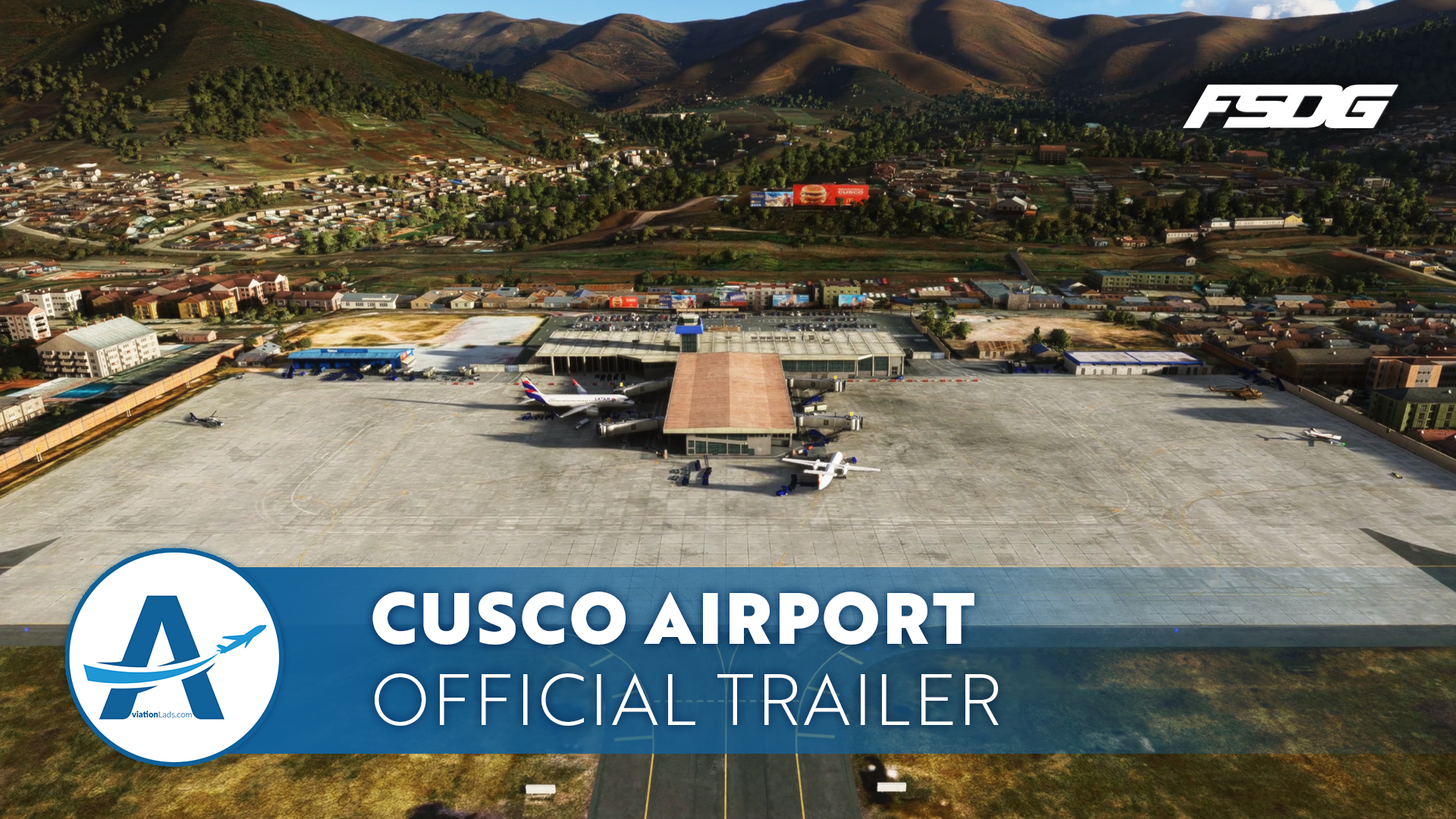 [TRAILER] FSDG – Cusco Airport