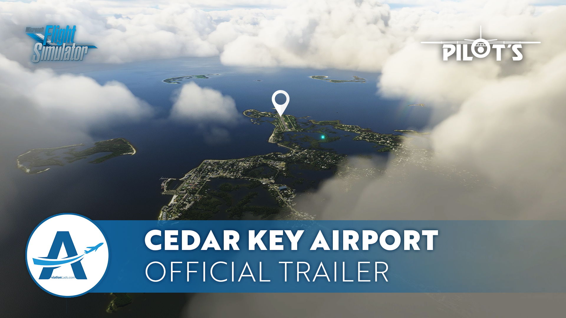 [TRAILER] PILOT'S – Cedar Key Airport
