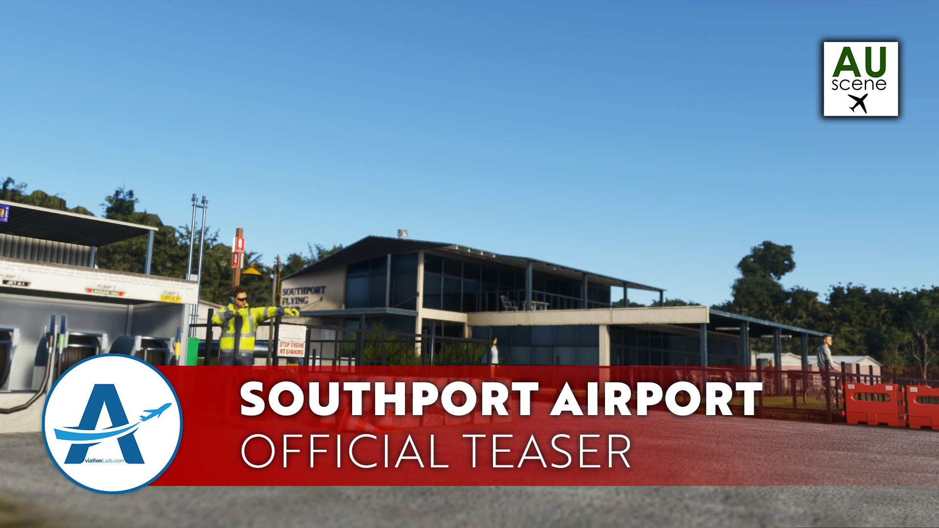 [TEASER] AUscene – Southport Airport